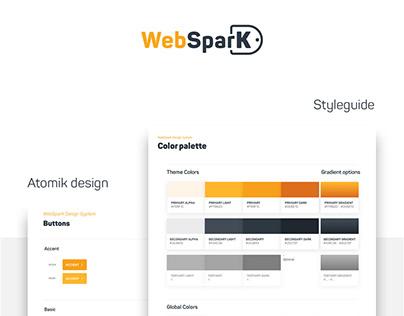Webspark - Design system