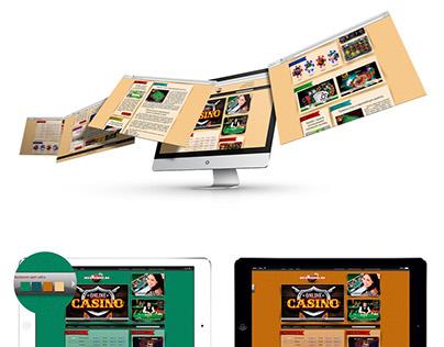 Дизайны для онлайн казино форум реально ли выиграть у казино