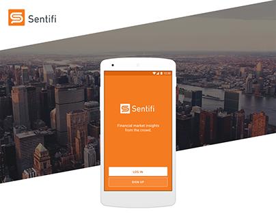Sentifi App - Android