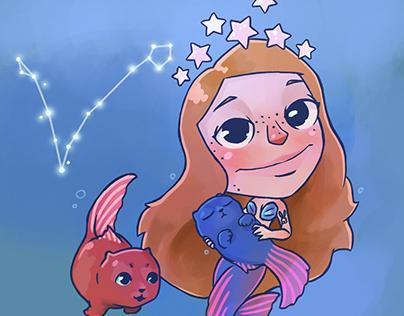 Pisces (Bianca)