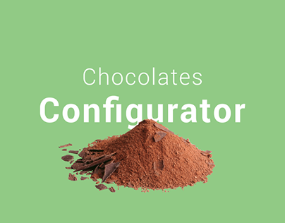 Interface configurator chocolates