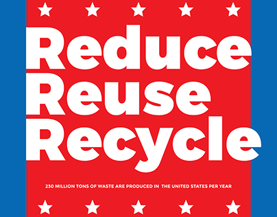 Please Recycle Poster Collection