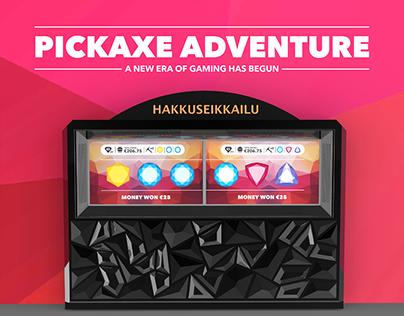 Hakkuseikkailu (Pickaxe Adventure)
