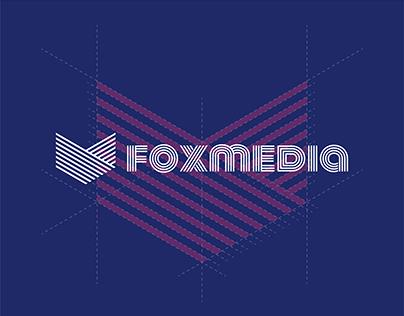 Foxmedia new logo - Rebranding
