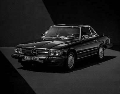Mercedes Benz SL 560