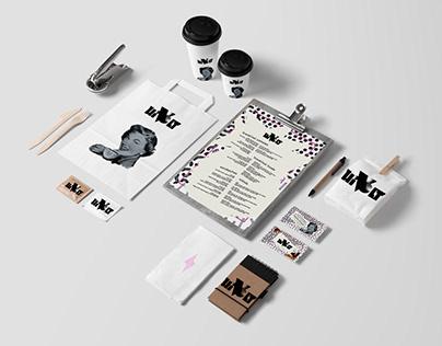 HiVolt Menu Design