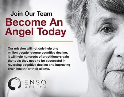 Enso Health Ad