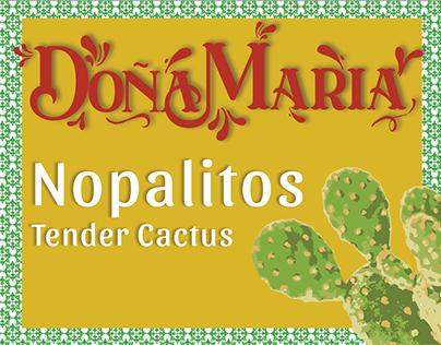 Doña Maria Nopalitos