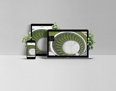 Harari Landscape Architecture Web