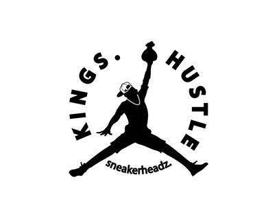 King Hustle Logos