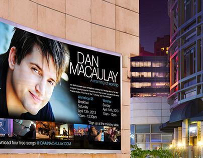 Dan Mchauly Christian Singer