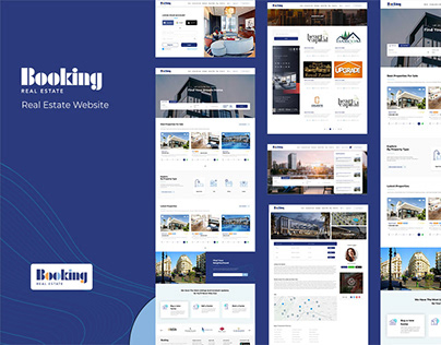 Booking Real Estate