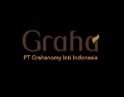 Graha Property Real Estate Logo