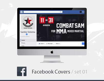 Facebook Covers - design set 01
