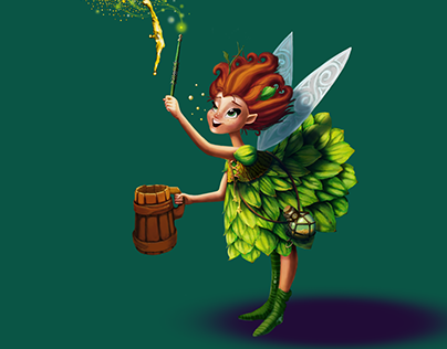The drunken fairy