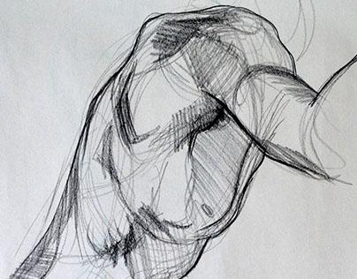 Gesture Drawing 1