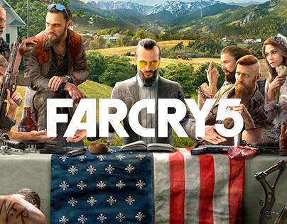 Farcry 5 (2018)