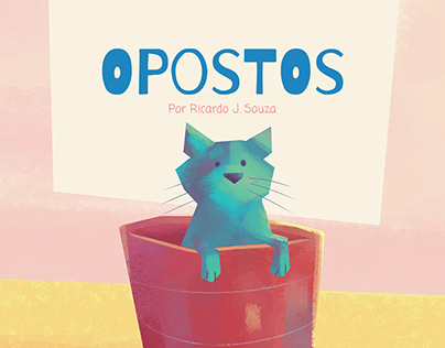Opostos - Livro Infantil