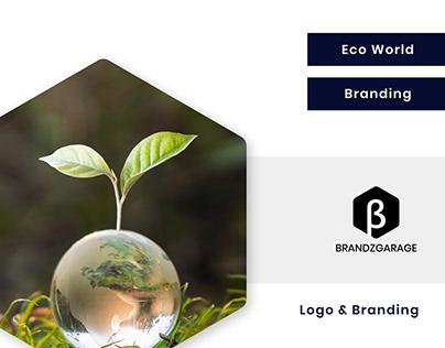 Eco World - Logo & Branding
