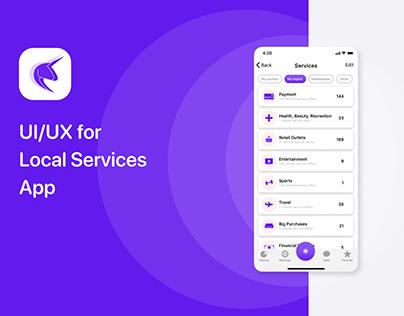 Local Services App