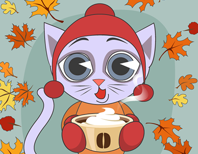 Hey, It's Fall outside! (iMessage stickers)