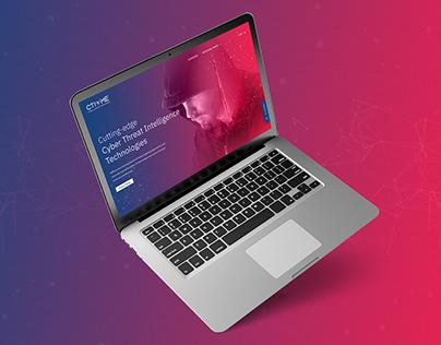 Website Design for CTI_ME
