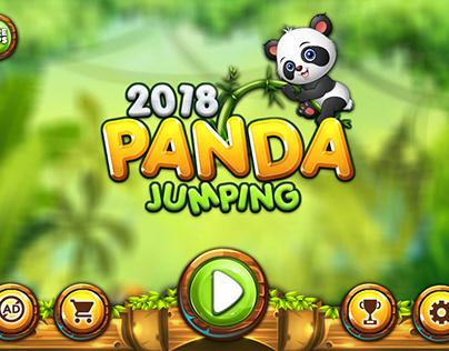 2018 Panda Jumping