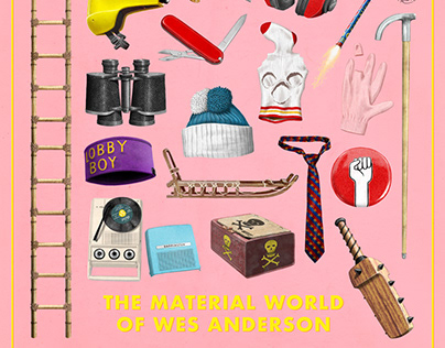 The Material World of Wes Anderson