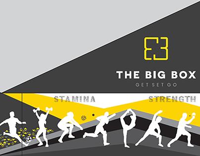 The Big Box Branding: Sports & Fitness