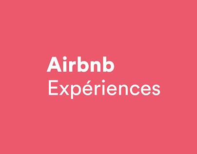 Airbnb Expériences