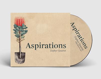 Zephyr Quartet Aspirations CD