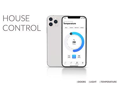 Smart house/house control iOS