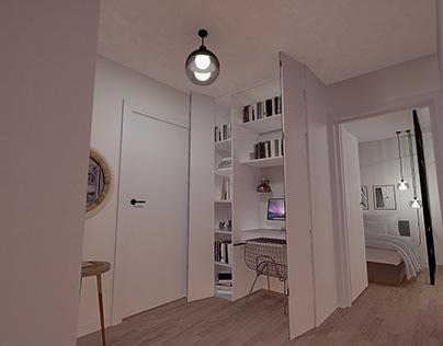 Small flat in Minsk