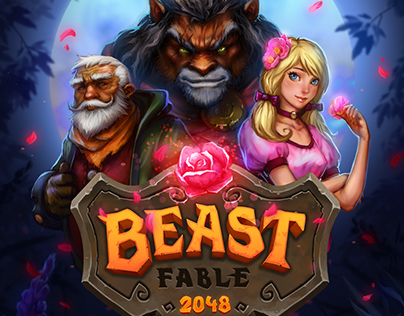 Beast Fable 2048
