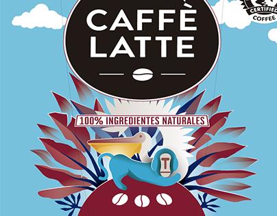 Kaiku Caffè Design Contest
