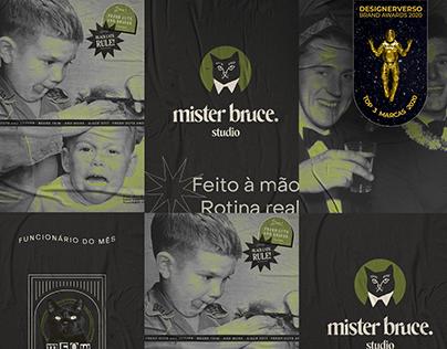 BRANDING / Mister Bruce Studio