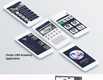LMSKit – Flutter Course Academy Theme