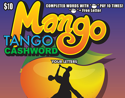 Mango Tango Lottery Ticket