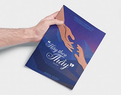 Catholic Book Design - Kỷ Yếu Chủng Sinh Dự Bị 2020