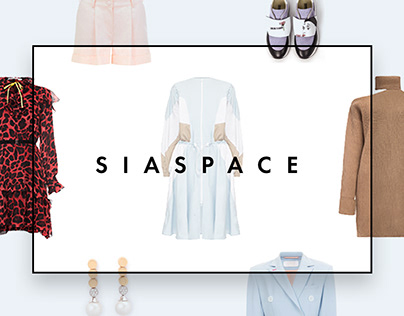 SIASPACE – Fashion E-Commerce Platform
