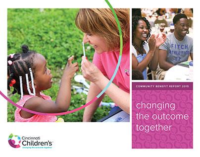 Cincinnati Children's Community Benefit Report 2015