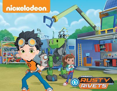 Rusty Rivets 's Book (@Nickelodeon)