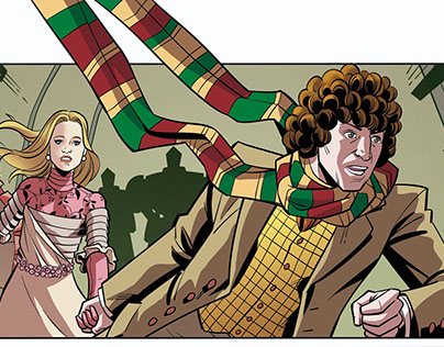 Colors for Doctor Who Special 1: The Lost Dimension #5