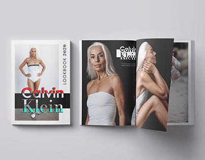 LOOKBOOK Calvin Klein
