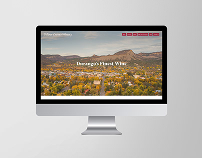 Four Leaves Winery Website