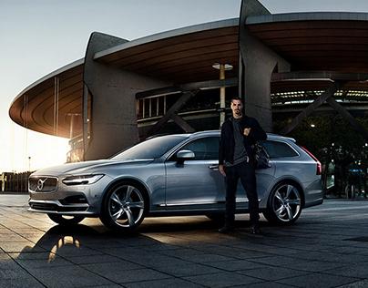 Volvo x Zlatan