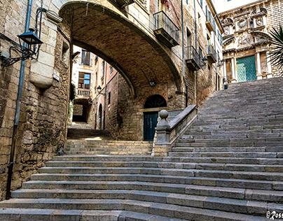 THE PUJADA DE SANT DOMÈNEC Girona - Catalonia