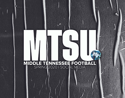 Middle Tennessee Recruiting Social Spring 2020