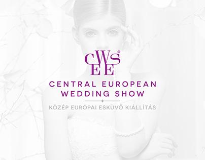 Brand identity / Central European Wedding Show (CEWES)