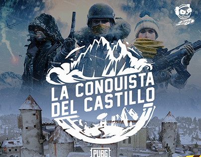 Poster Gaming Event: PUBG Chile